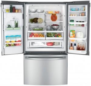 French-Door-Refrigerator-Open