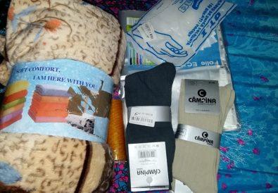 comandă elider pătură și șosete