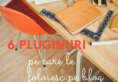 pluginuri pe care le folosesc pe blog