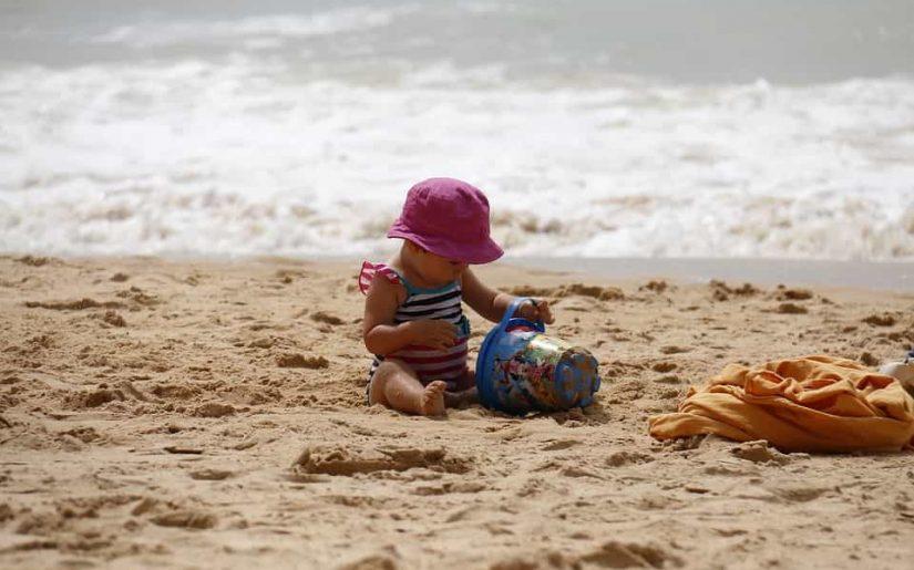 vacanța la mare cu copiii