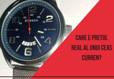 cât costă un ceas curren