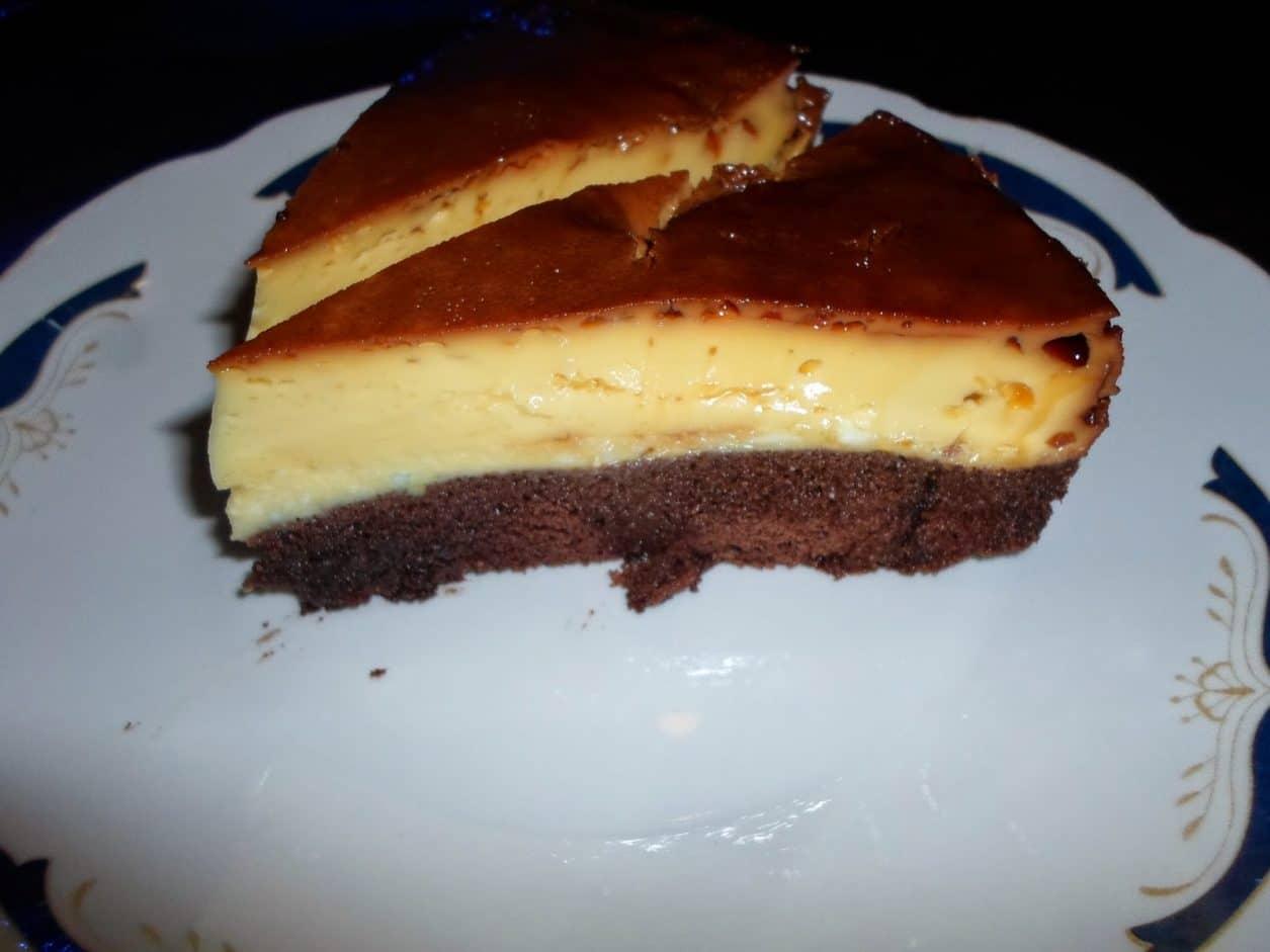 tort de crema de zahar ars