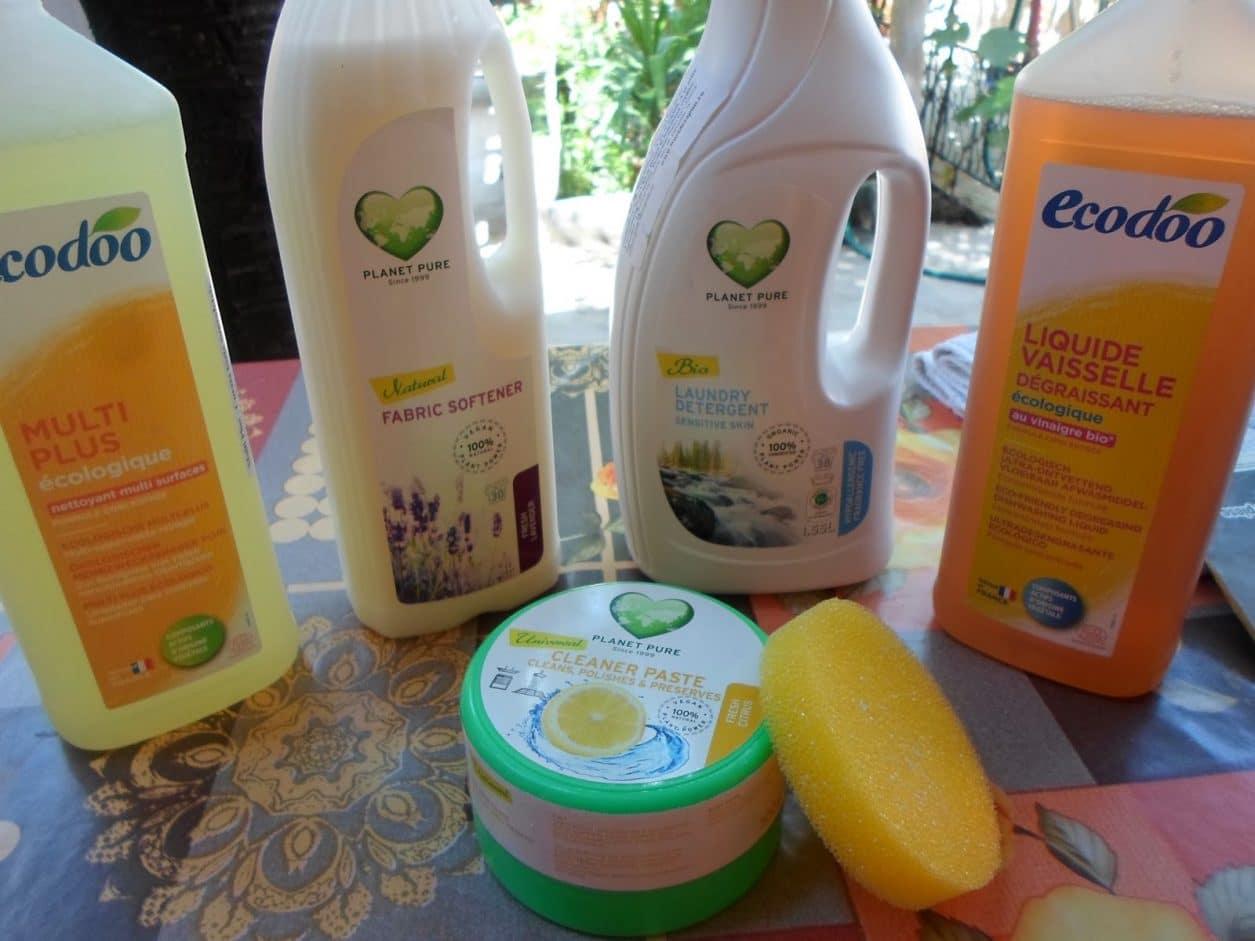 produse bio de curatat