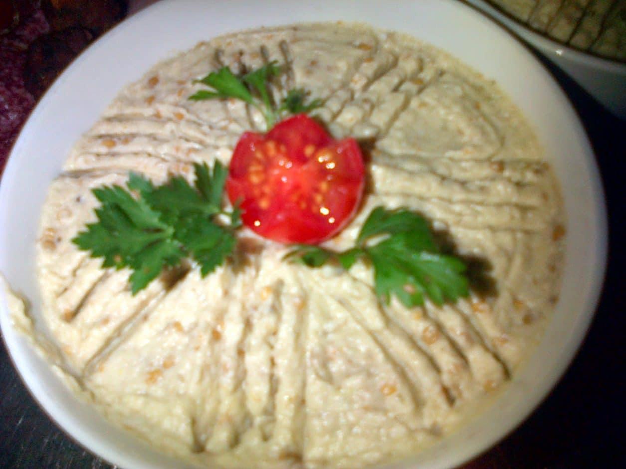 Salata de vinete cu maioneza