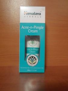 crema anti acnee Himalaya
