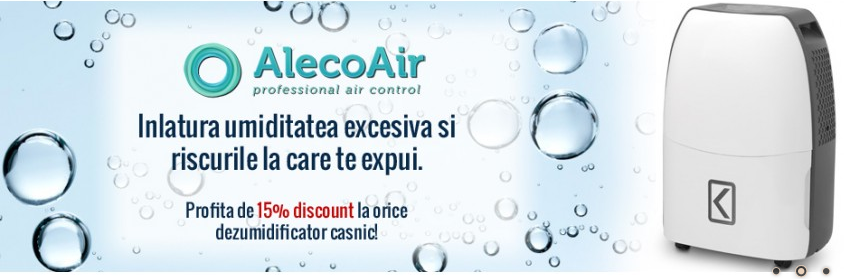 oferta dezumidificator alecoair