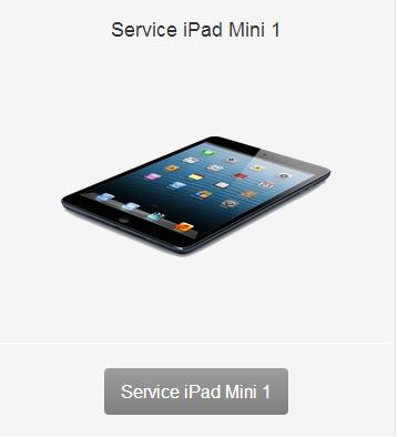 service iPad