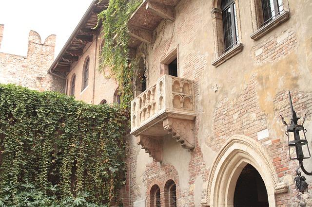 verona balconul julietei