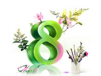 8 martie De ziua mamei