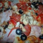 pizza în casă