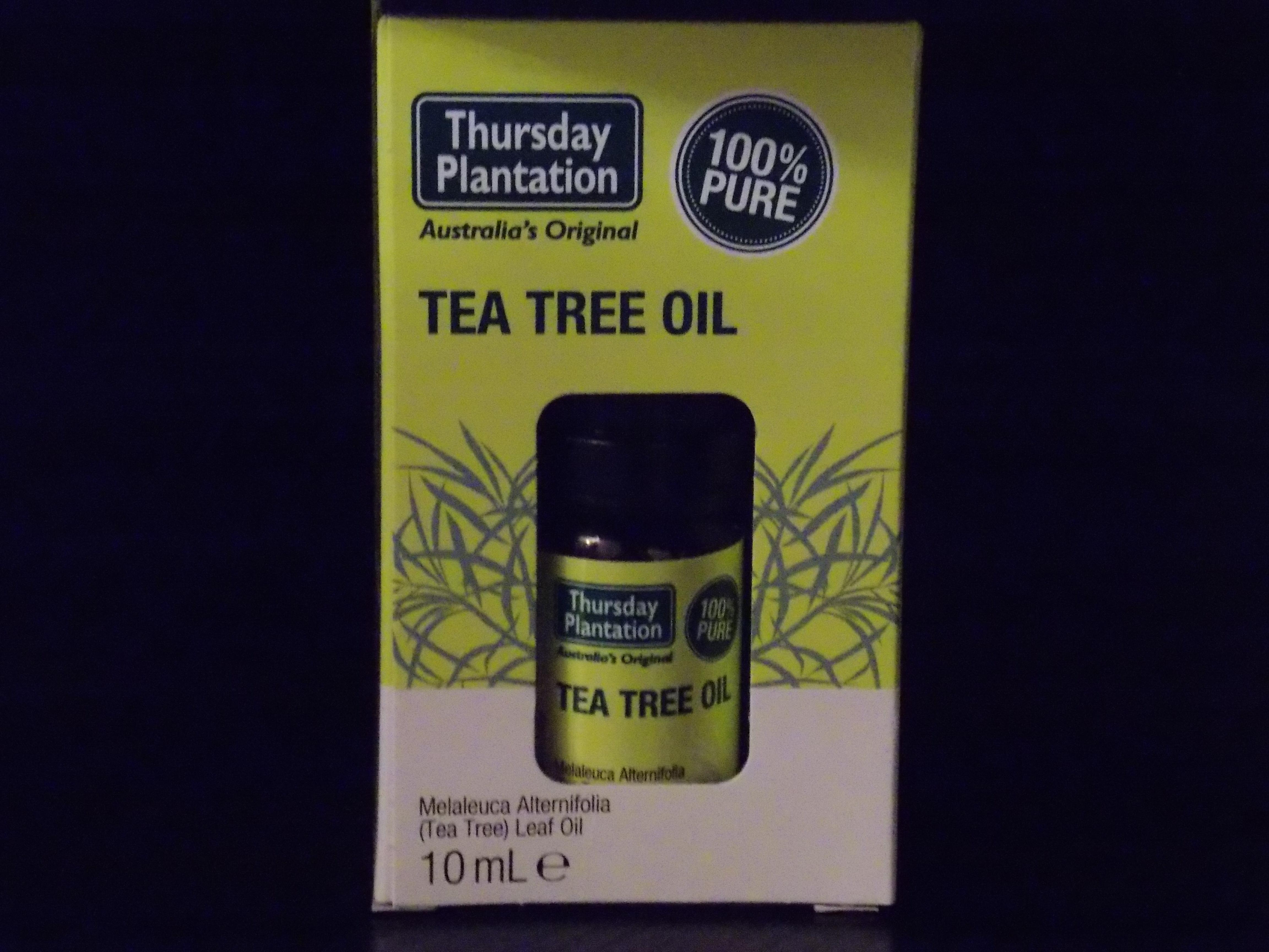 Ulei de arbore de ceai pentru rozacee