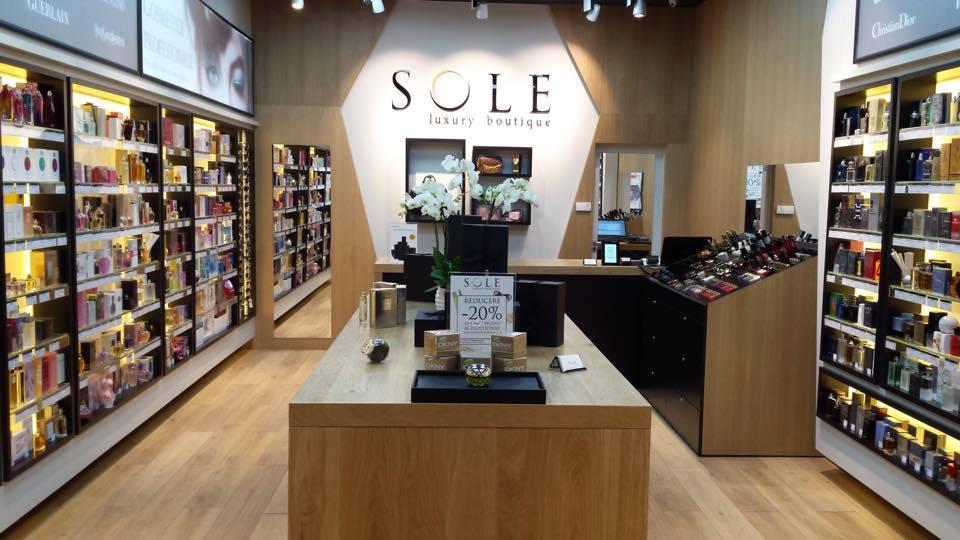 SOLE - branduri exclusiviste