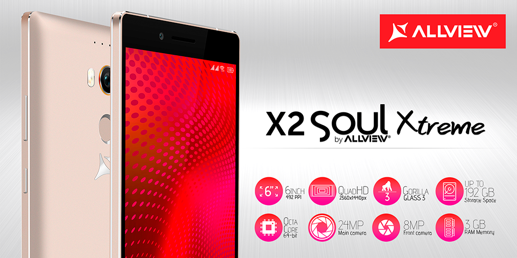 Allview X2 Soul Extreme
