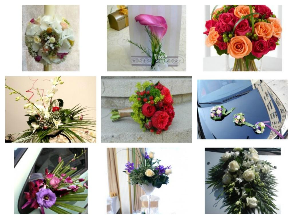 buchete flori nunta