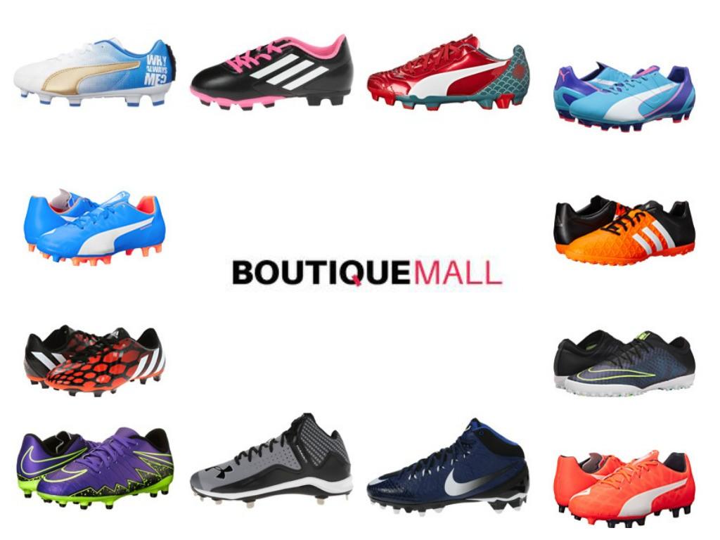 ghete fotbal originale Nike Adidas Puma