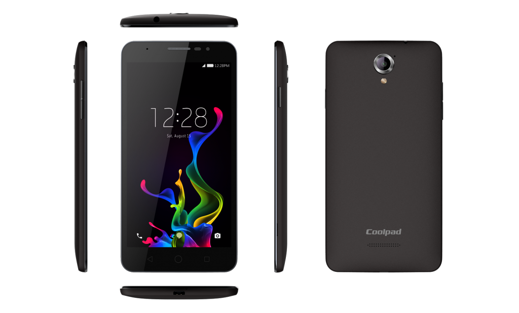 Coolpad intra pe piata telefoanelor mobile din Romania