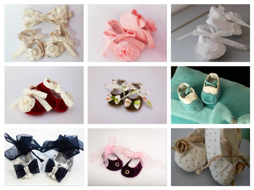 pantofiori de ocazie textili