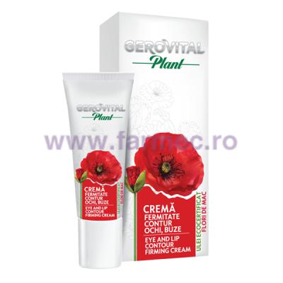 crema-fermitate Gerovital