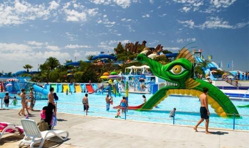 Slide Splah Algarve