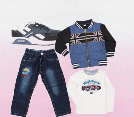 haine reduceri copii