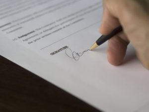 notariat contract vanzare cumparare prima casa