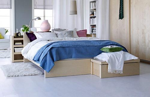 dormitor de vis