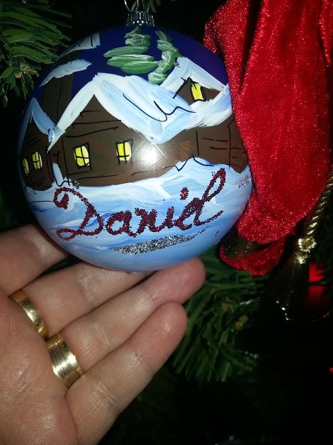 decoratiuni brad personalizate cadou