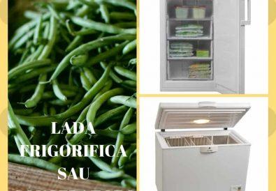 ladă frigorifică sau congelator