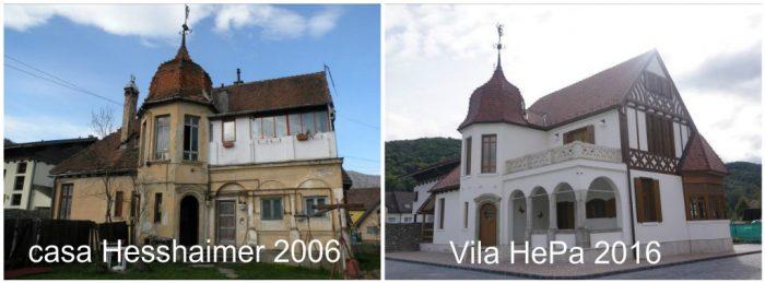 casa Hesshaimer - vila HePa