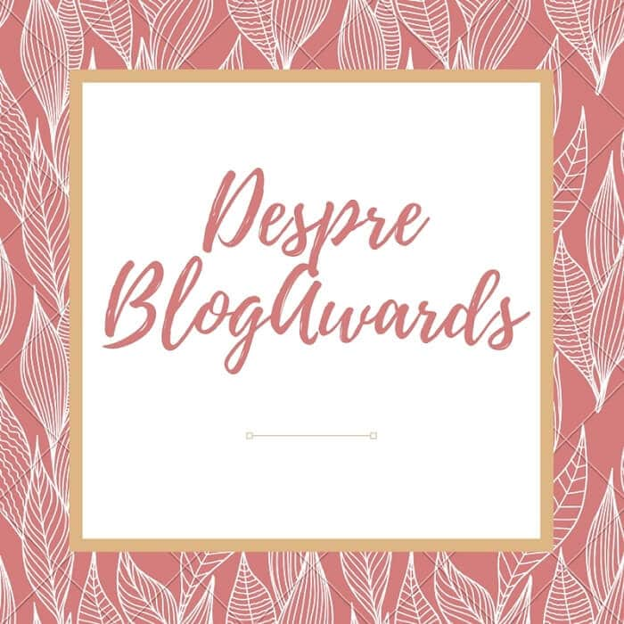Despre BlogAwards