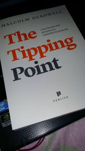 The Tipping Point carte
