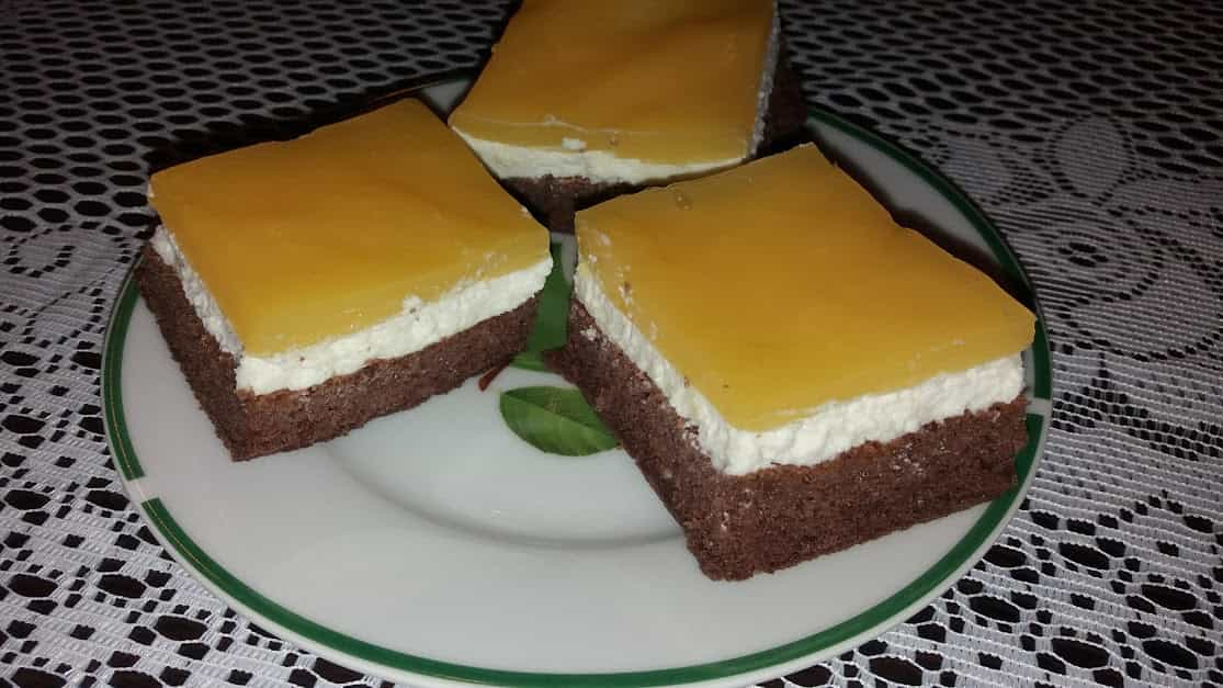 prăjitura cu Fanta