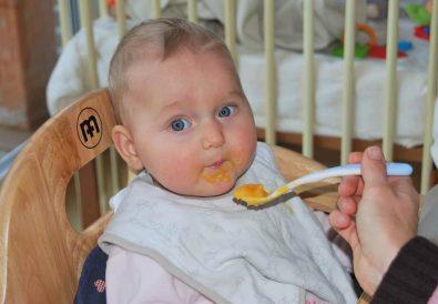 alimentația bebelușului