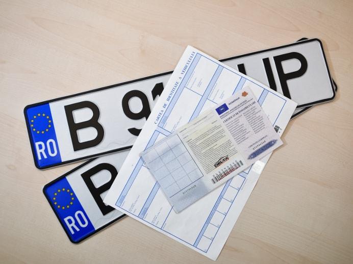 procedura de înmatriculare a mașinilor second hand
