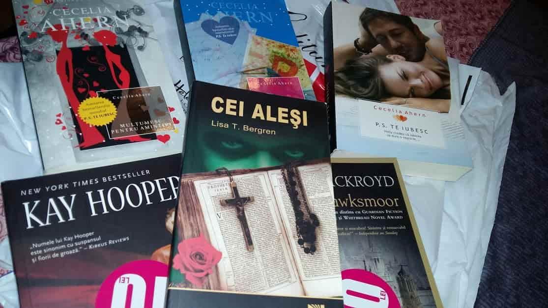 carti cumparate de la bookfest