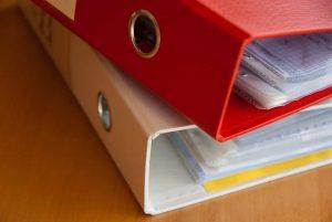 bibliorafturi, mape si dosare pentru organizarea actelor