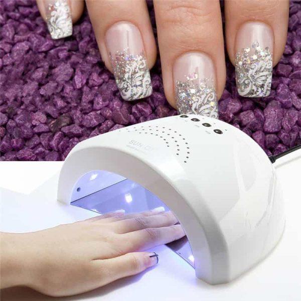 lampa UV manichiura cu gel