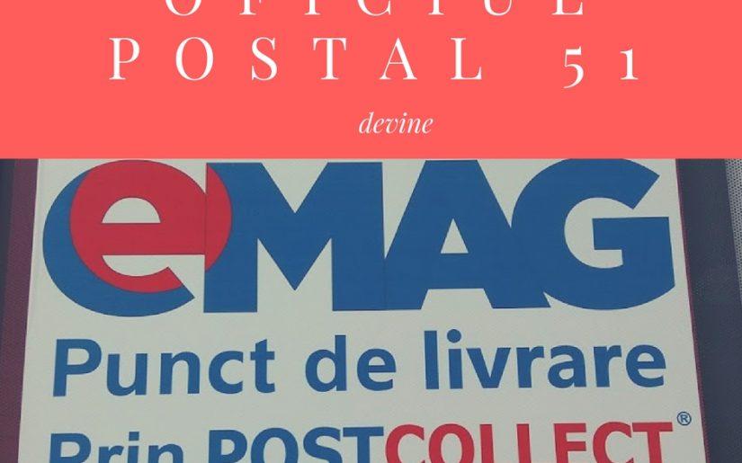 Oficiul Poștal 51 punct de livrare emag