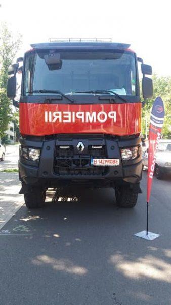 masina pompieri romprim