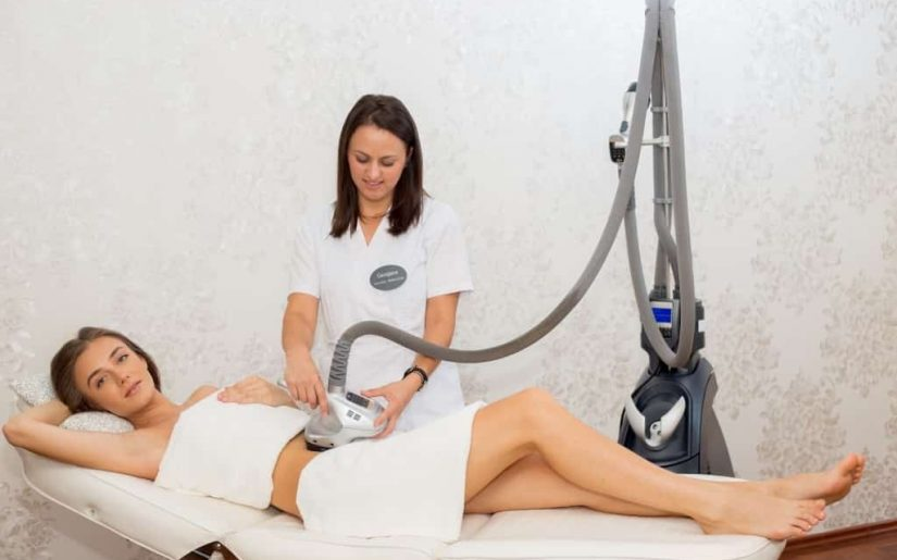 tratament celulita remodelare corporala vela shape