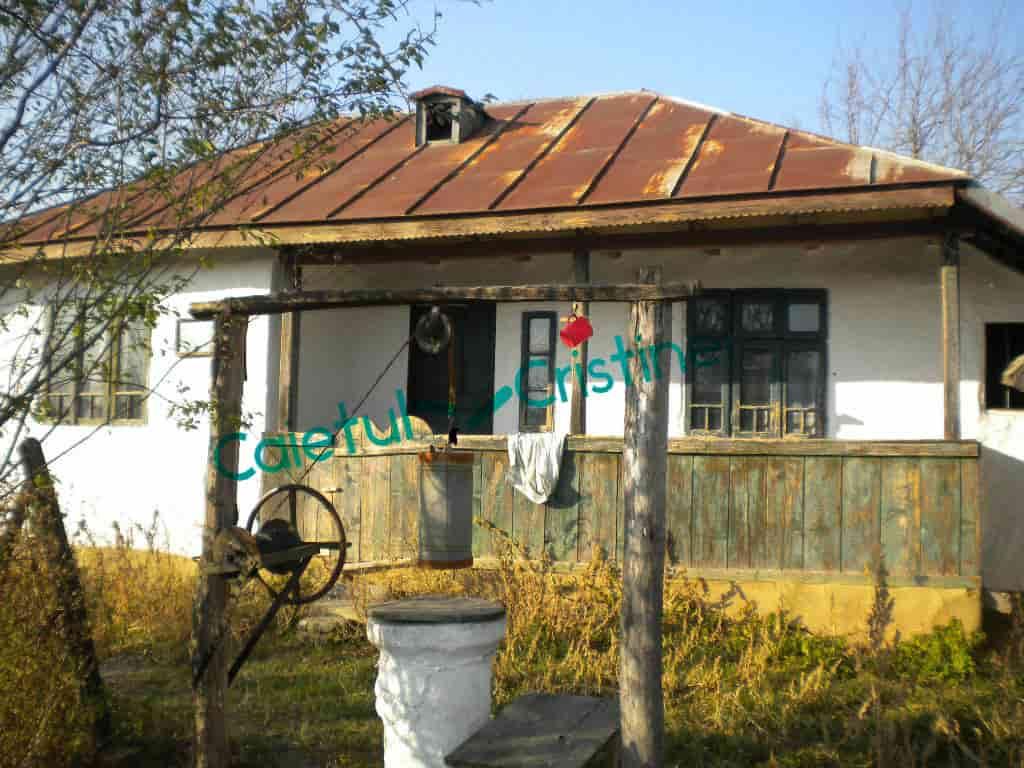 casa țărănească Moromeții