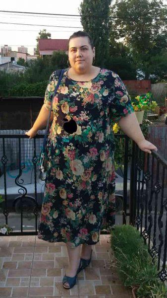 rochie marime mare newchic
