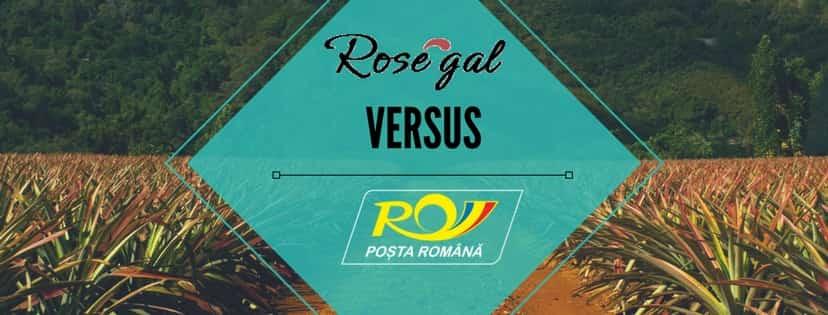 rosegal posta romana