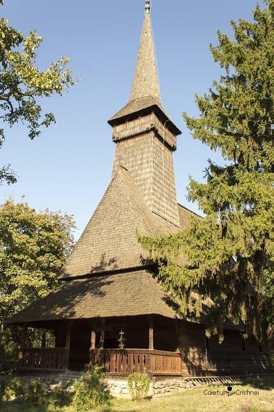 biserica bucovina muzeul satului