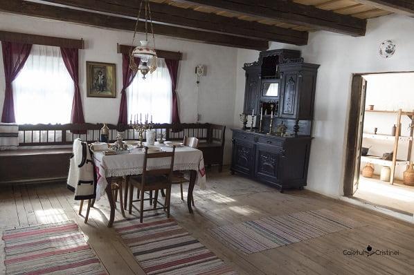 case deschise muzeul satului