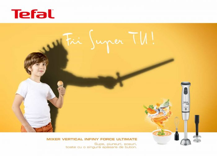 Tefal Infiny Force Ultimate
