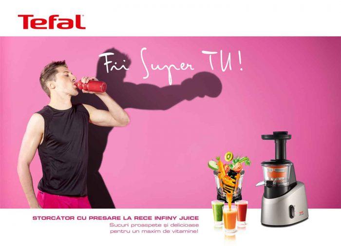Tefal Infiny Juice