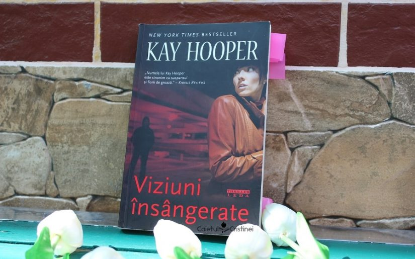 Viziuni Însângerate Kay Hooper trilogie