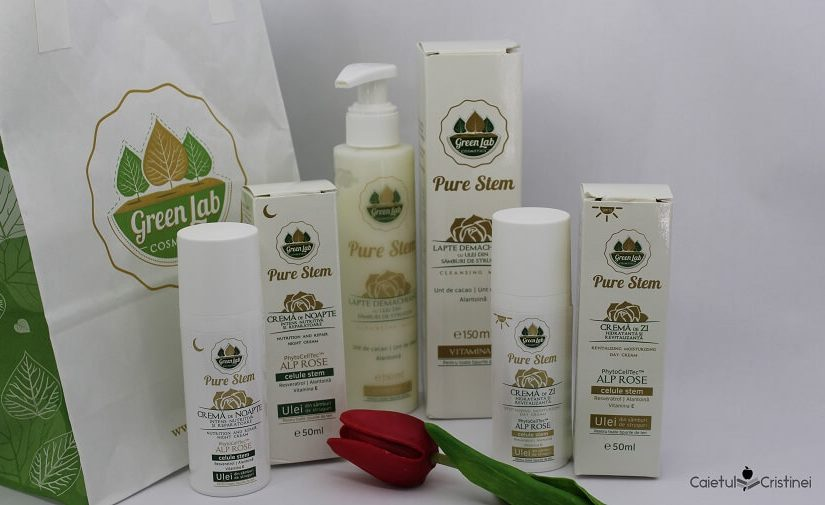 produse green lab cosmetics
