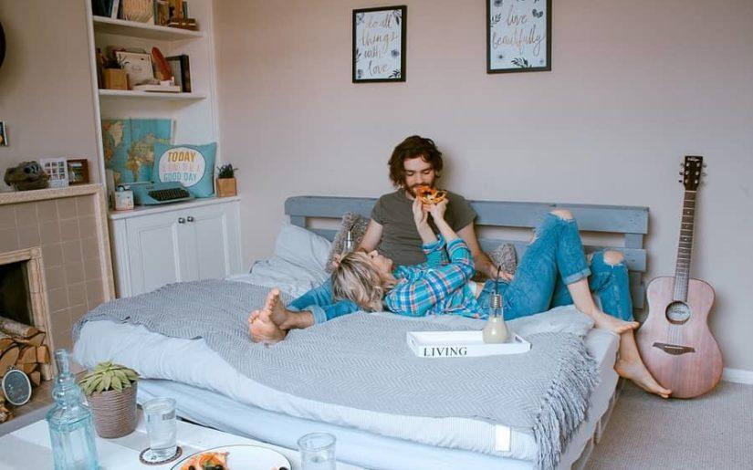 amenajarea unui dormitor matrimonial armonie in cuplu